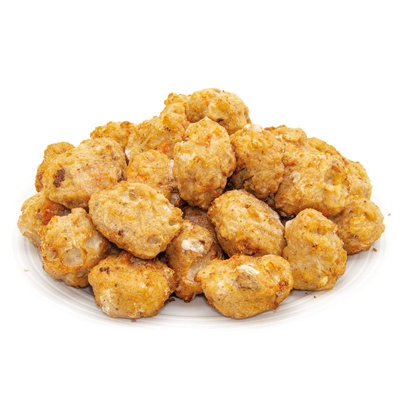 Walnuss Cheese Crunchy Balls