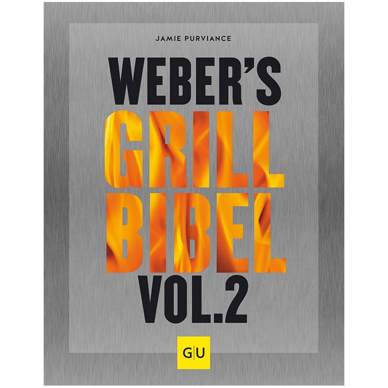 Buch Weber´s Grillbibel Vol. 2
