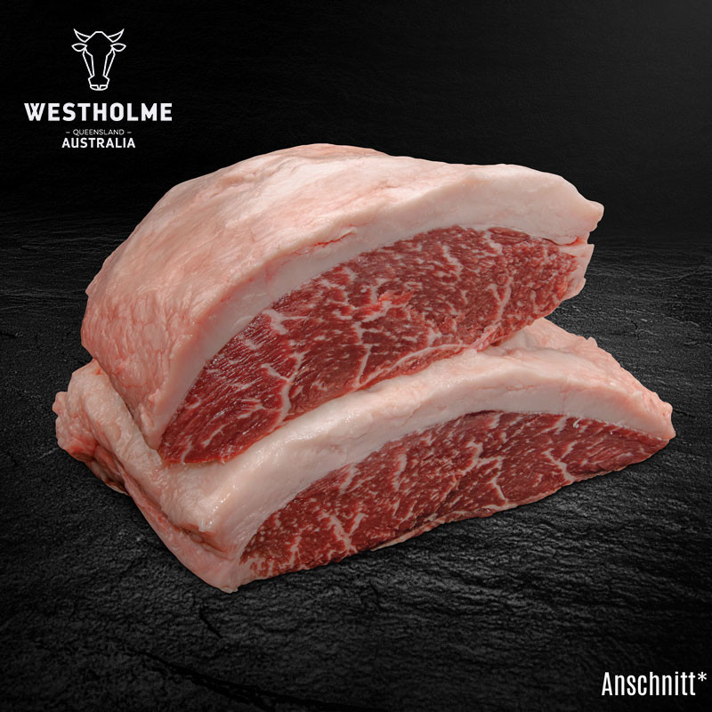 Westholme Wagyu Tafelspitz Anschnitt