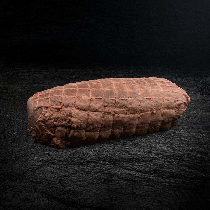 Australische Westholme Wagyu Rinder-Hüfte sous-vide vorgegart