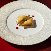 Rezept von Tim Raue: Dim Sum Blätterteig Pork