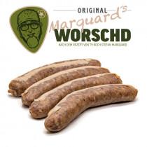 Stefan Marquard`s Original Ur-Fränkische Bratwurst im Bändeldarm
