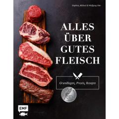 Buch MEAT ACADEMY - Alles über Gutes Fleisch