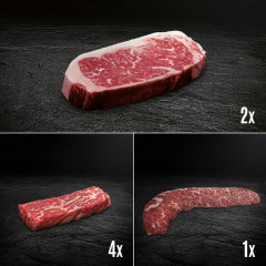 US Beef Steak Paket