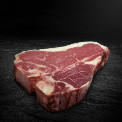 Deutsches Angus Beef Porterhouse Steak Dry-Aged