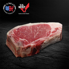 US Beef Rumpsteak bone in