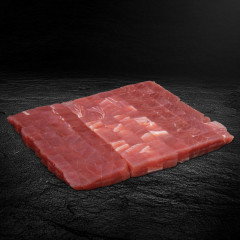 Red Tuna Cubes
