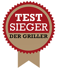 Testsieger bei Der Griller