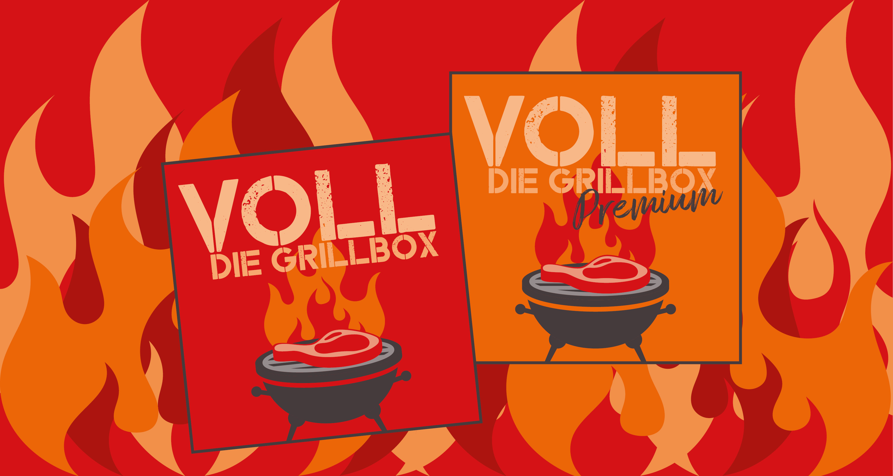Grillbox zu Pfingsten